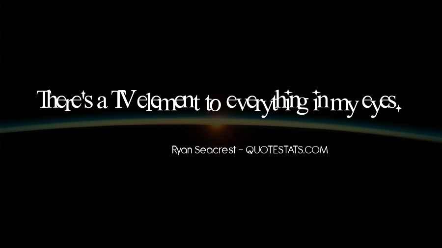 Seacrest's Quotes #1042562