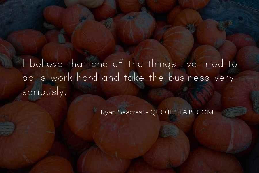Seacrest's Quotes #136928