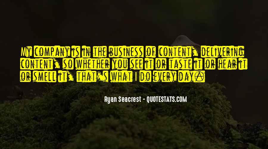 Seacrest's Quotes #1387677