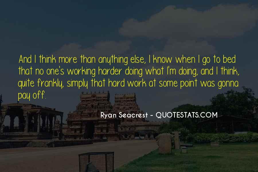 Seacrest's Quotes #1422397
