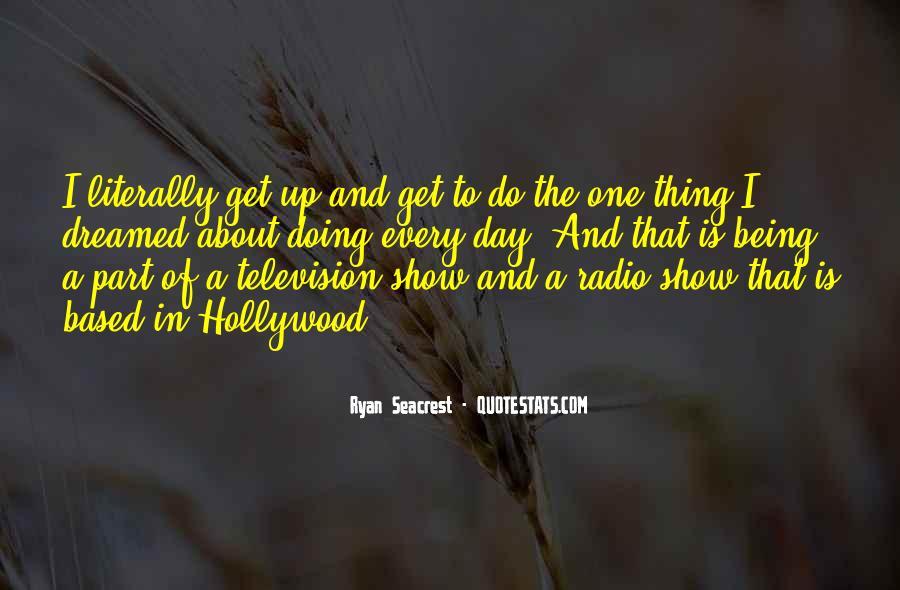 Seacrest's Quotes #1620347