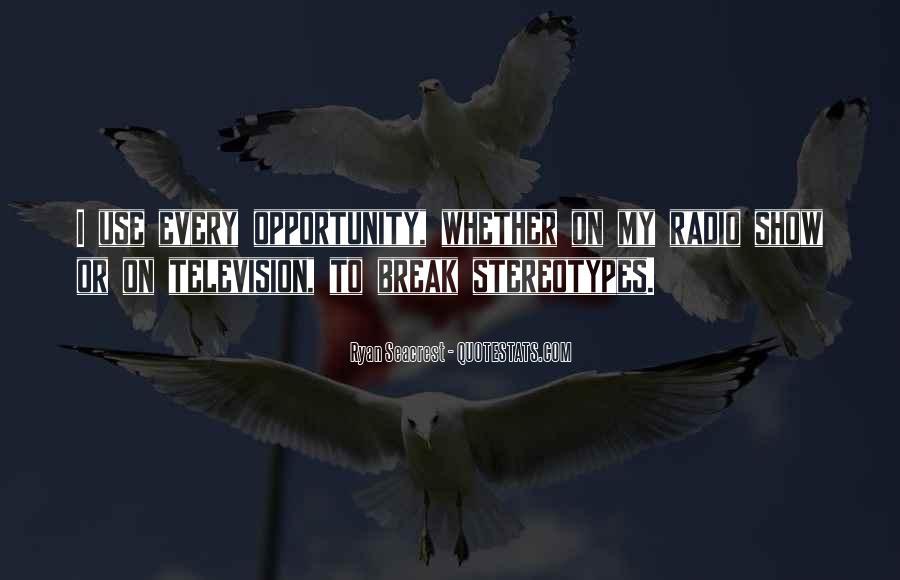 Seacrest's Quotes #168174
