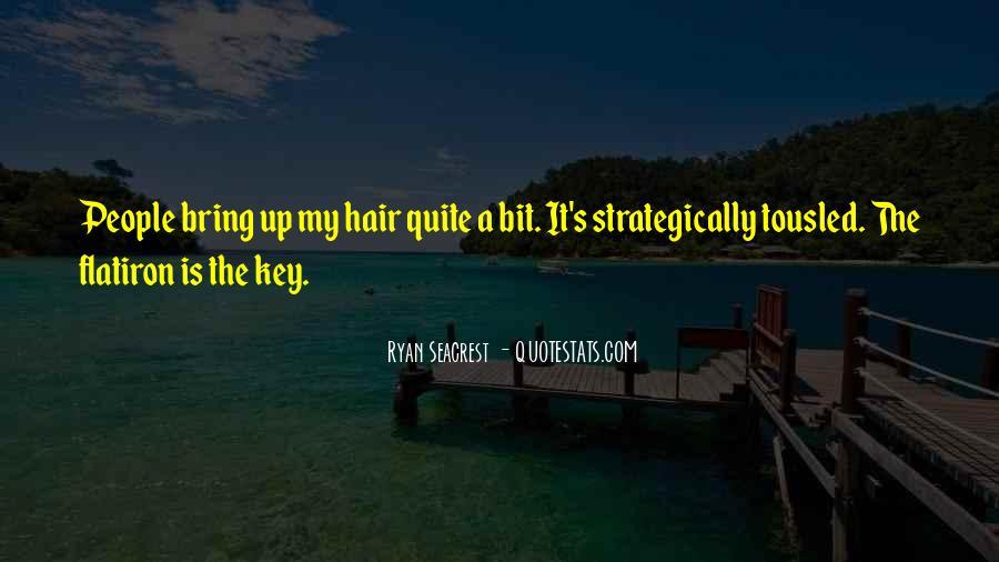 Seacrest's Quotes #1809289