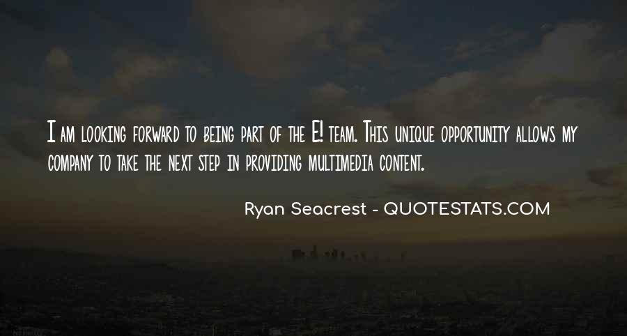 Seacrest's Quotes #1841958