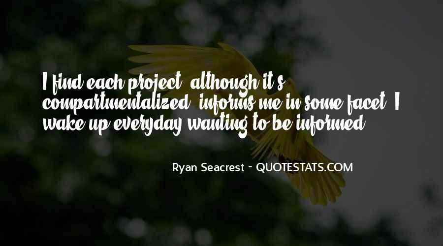 Seacrest's Quotes #1842808