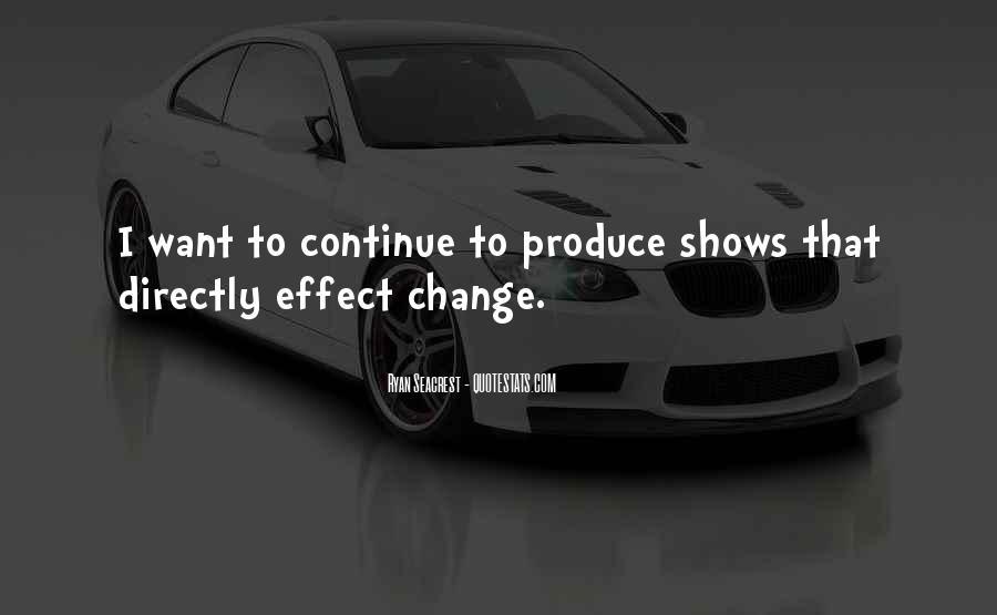 Seacrest's Quotes #218716