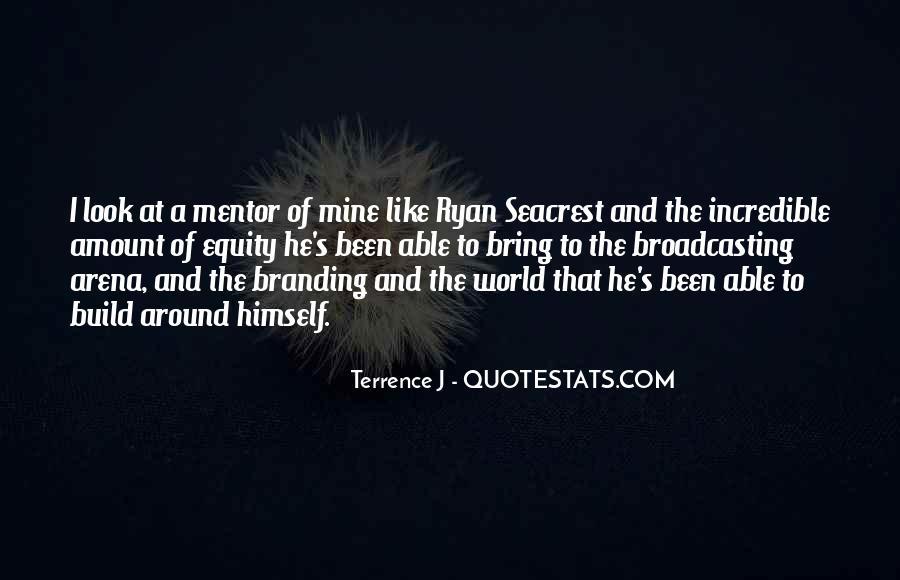 Seacrest's Quotes #239592