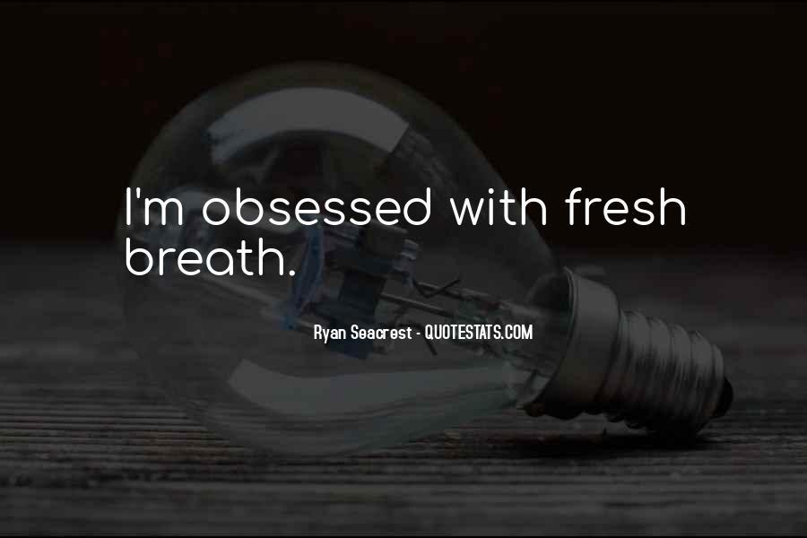 Seacrest's Quotes #284254