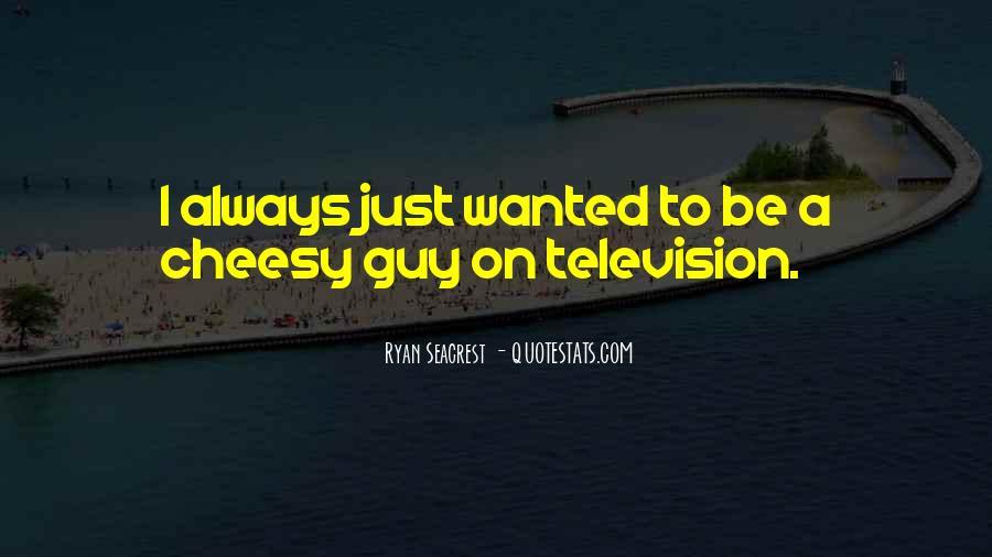 Seacrest's Quotes #437675