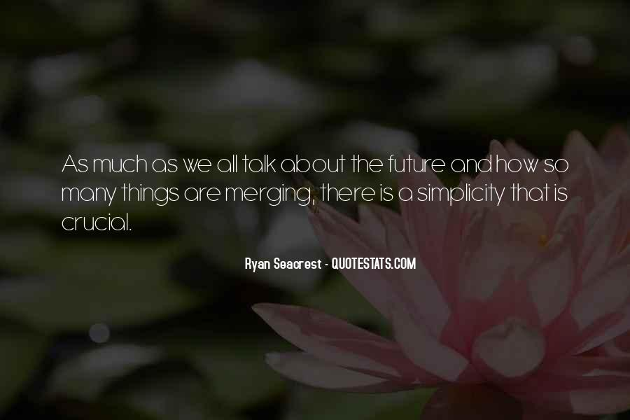 Seacrest's Quotes #529756