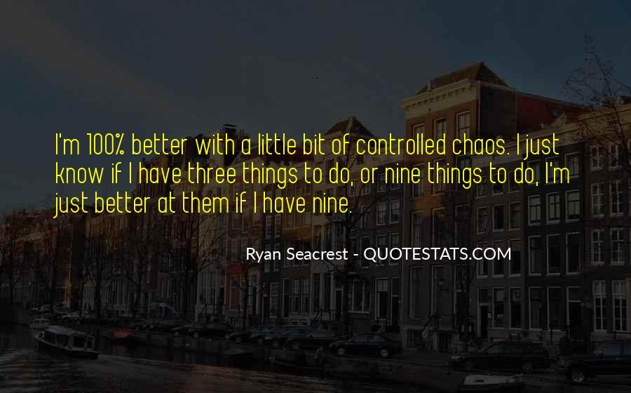 Seacrest's Quotes #532043