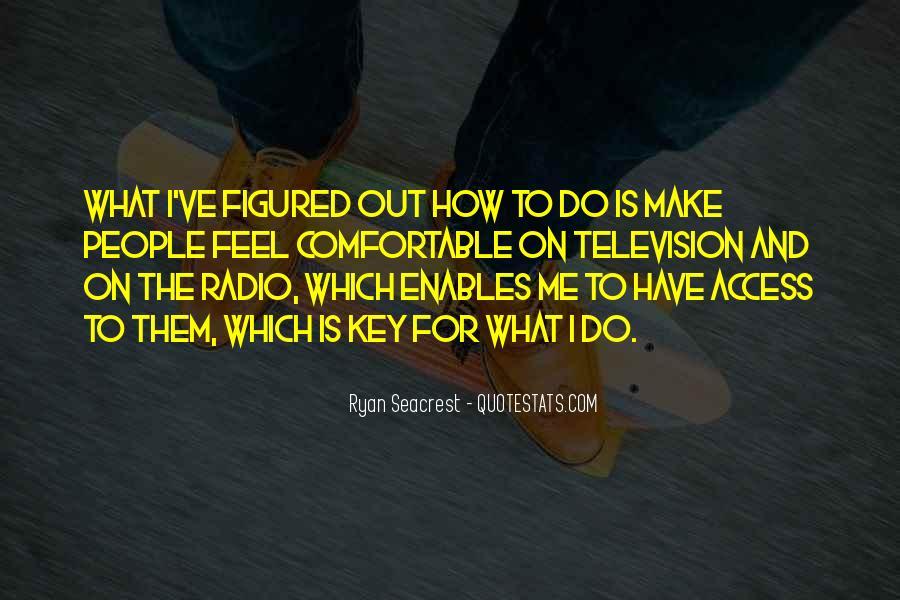 Seacrest's Quotes #675403