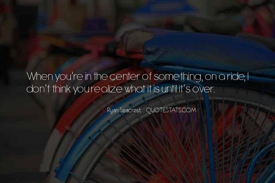 Seacrest's Quotes #749866