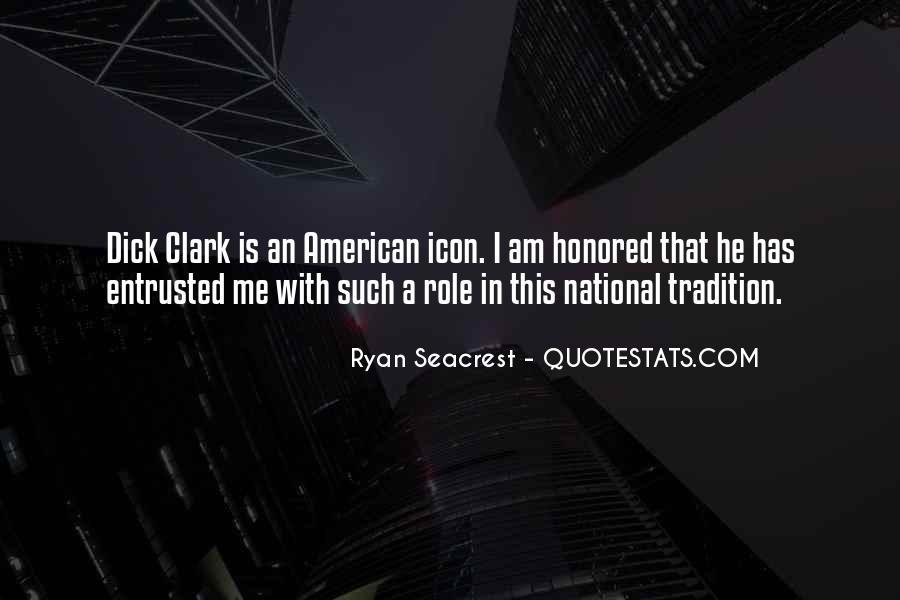 Seacrest's Quotes #882154