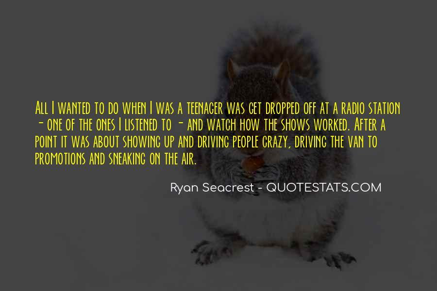Seacrest's Quotes #937923