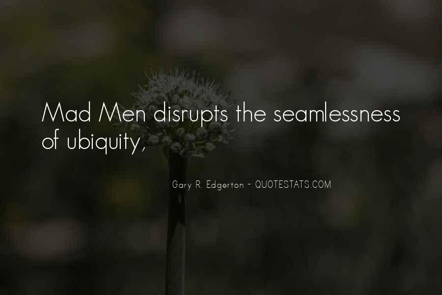 Seamlessness Quotes #205961