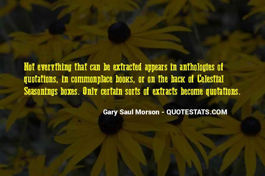 Seasonings Quotes #1255004