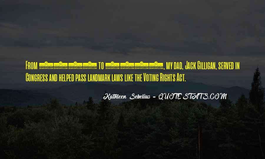 Sebelius Quotes #1094442