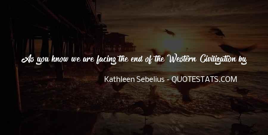 Sebelius Quotes #1370049