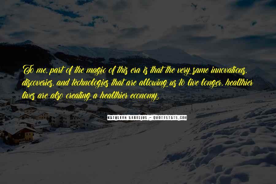 Sebelius Quotes #301152