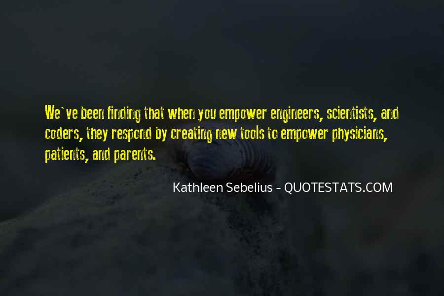 Sebelius Quotes #516216