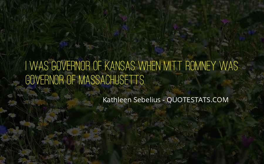 Sebelius Quotes #696276
