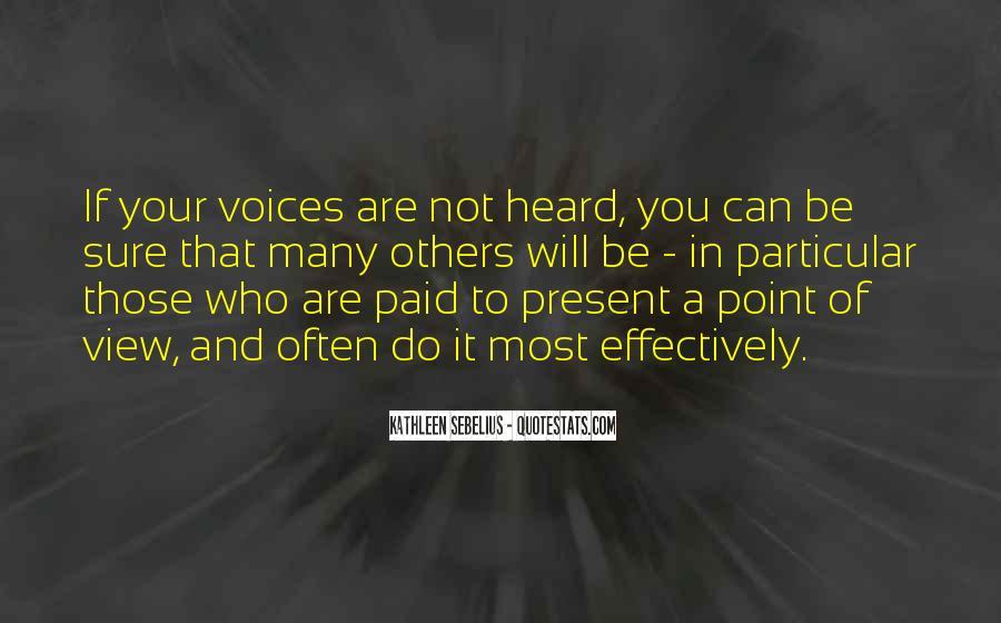 Sebelius Quotes #711494