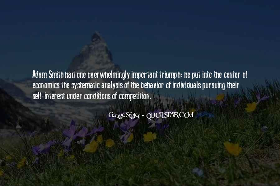 Quotes About Behavior Analysis #364497