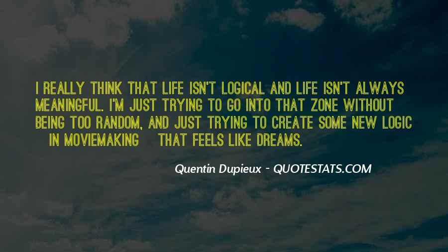 Quotes About Meaningful Life #180944