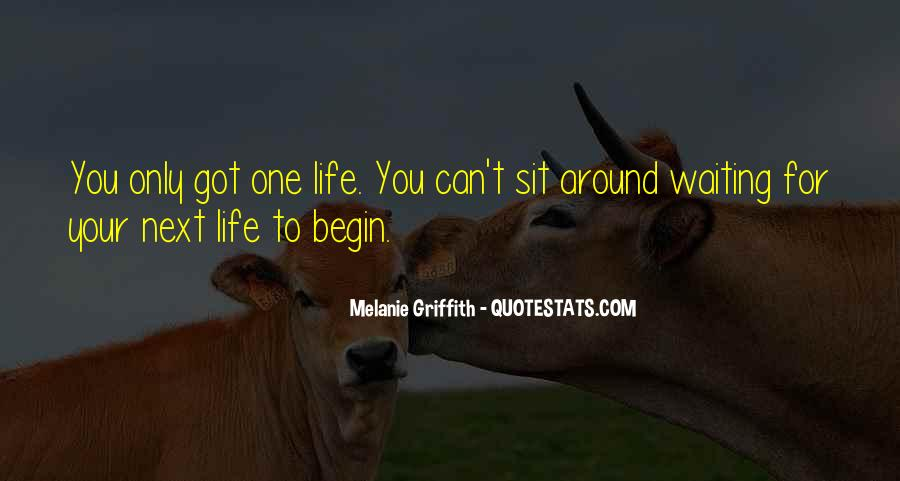 Quotes About Meaningful Life #20808