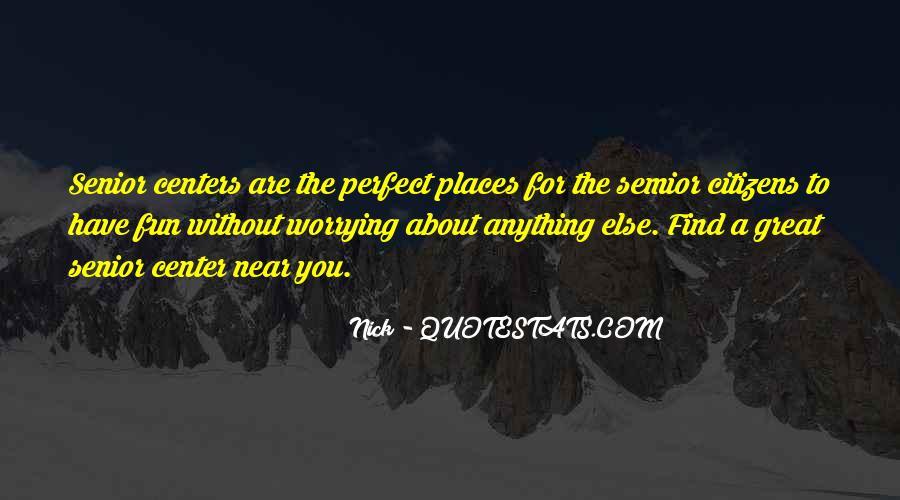 Semior Quotes #655316