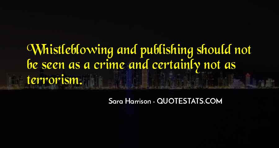 Sensationalistic Quotes #1657464