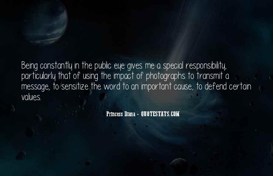 Sensitize Quotes #1773580