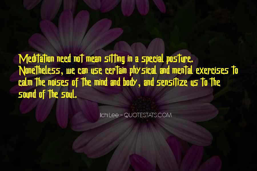 Sensitize Quotes #492623