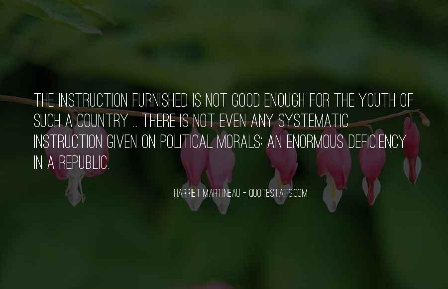 Quotes About Morals And Education #409688