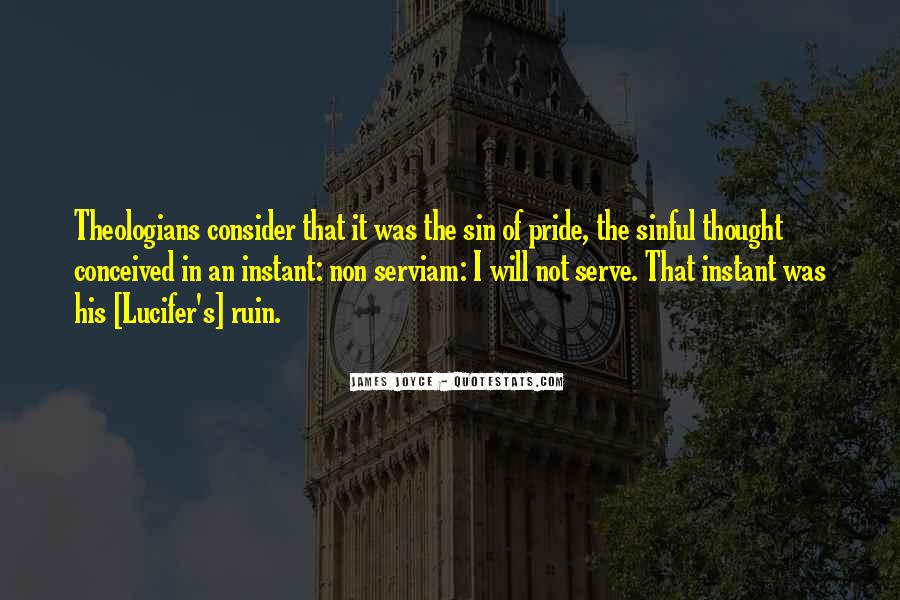 Serviam Quotes #1279918