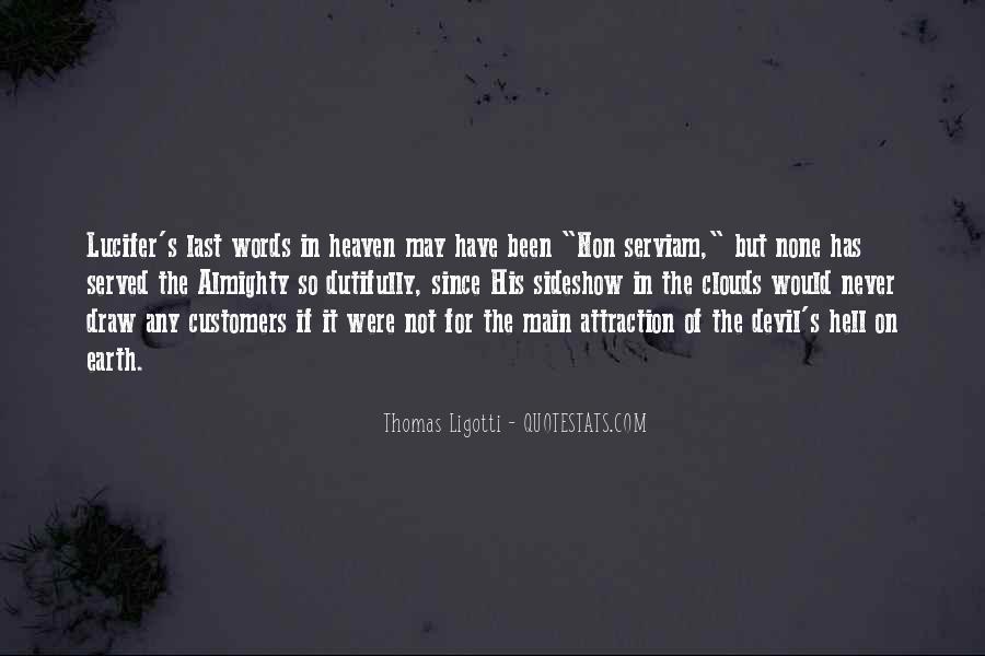 Serviam Quotes #1686027