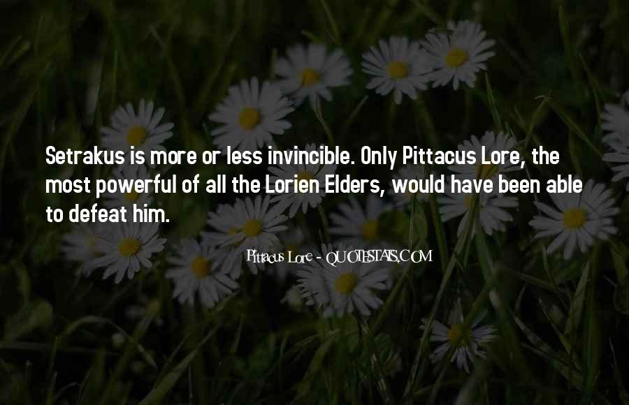 Setrakus Quotes #570716