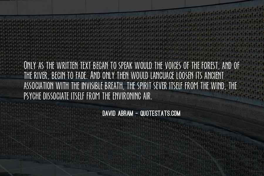 Sever'd Quotes #1025529