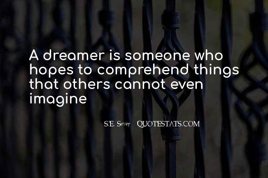 Sever'd Quotes #1290637