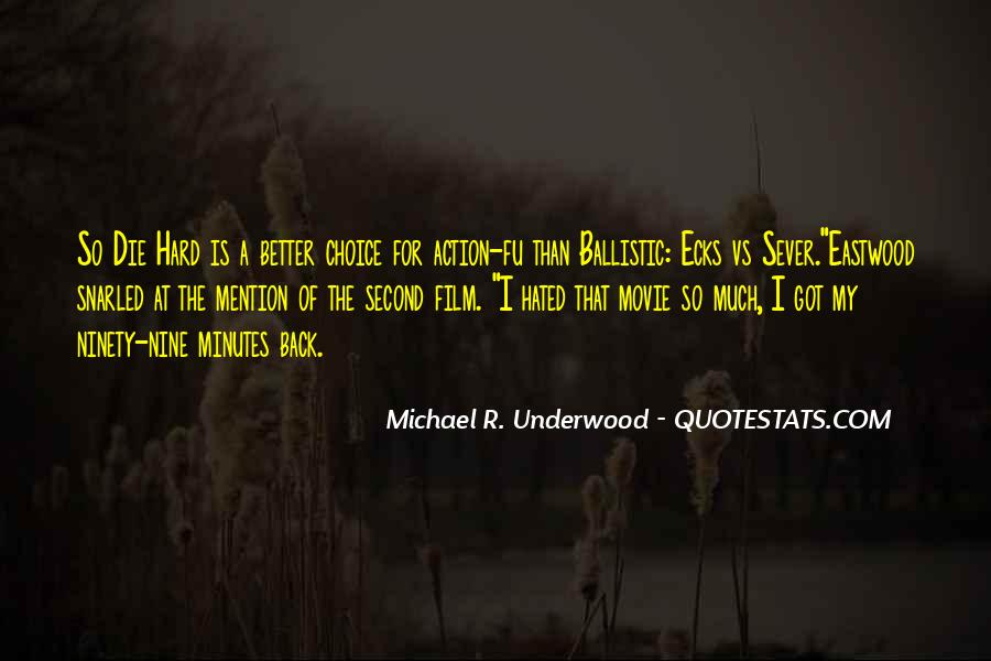 Sever'd Quotes #1396684