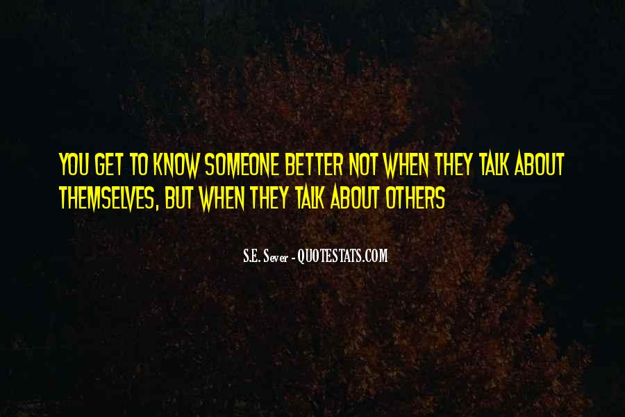 Sever'd Quotes #1465718