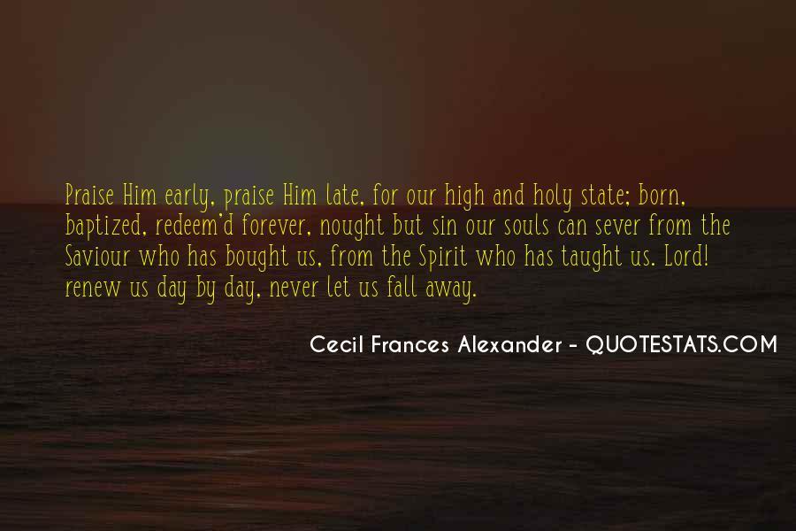 Sever'd Quotes #1491858