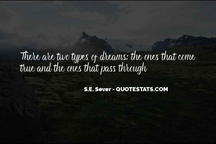 Sever'd Quotes #262561