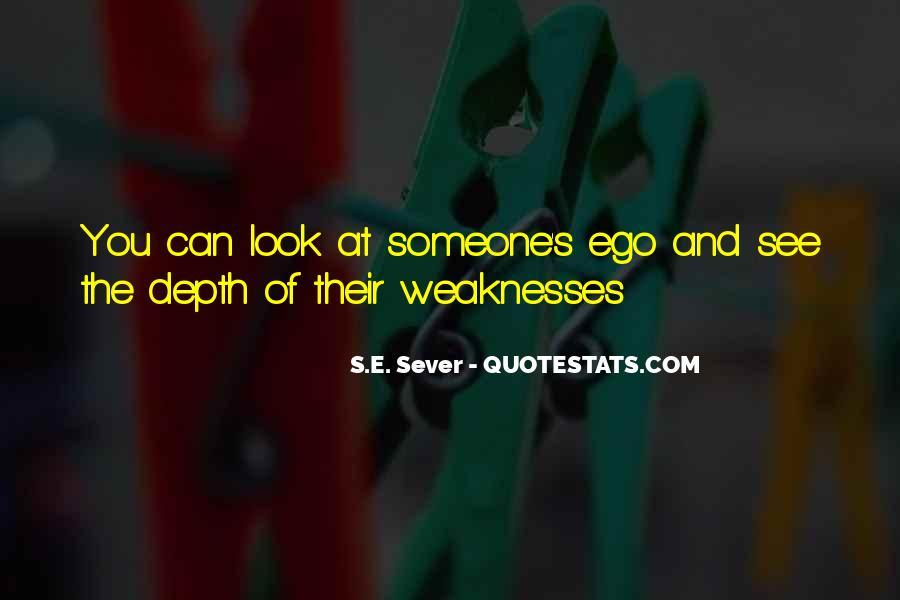 Sever'd Quotes #339764