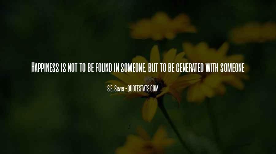 Sever'd Quotes #586933