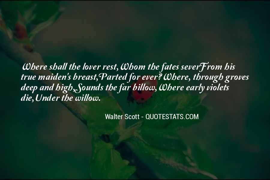 Sever'd Quotes #755115
