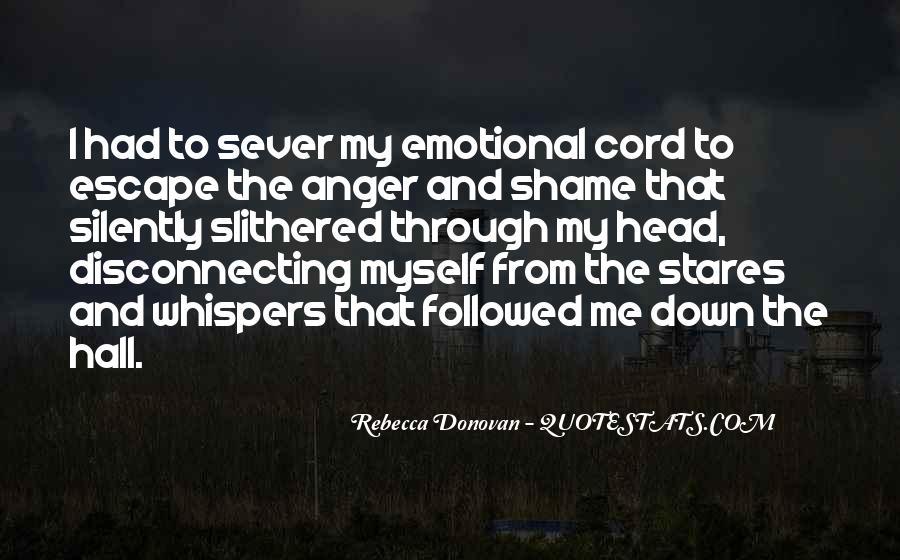 Sever'd Quotes #769197