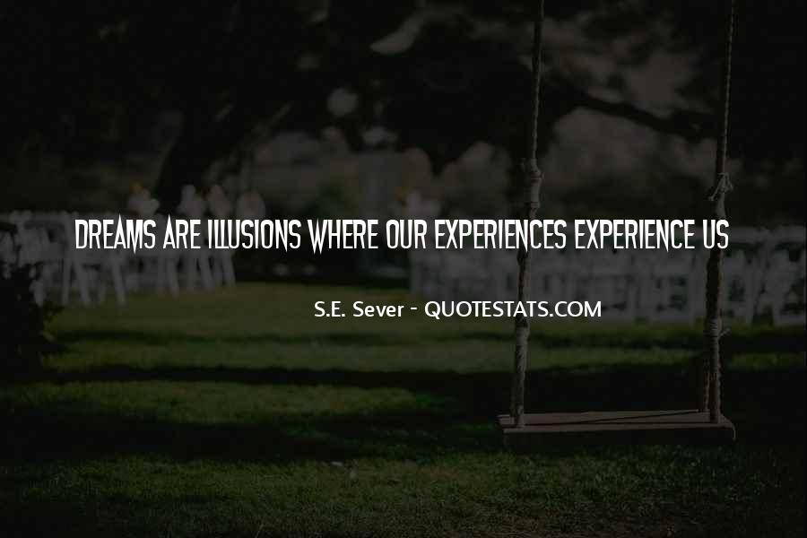 Sever'd Quotes #861055