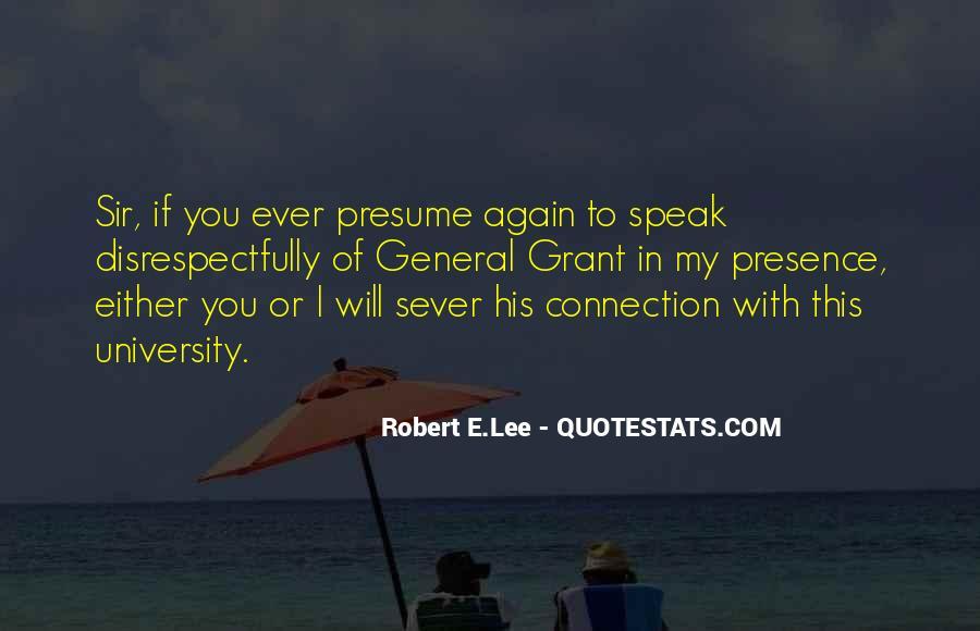 Sever'd Quotes #8922